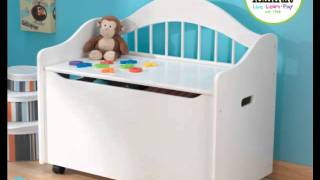 Kidkraft Limited Edition Toy Boxes