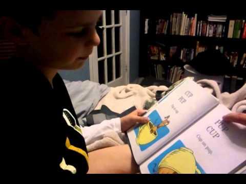 Iain reads...