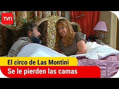 A Lindorfo Se Le Pierden Las Camas   El Circo De Las Montini - T1E97