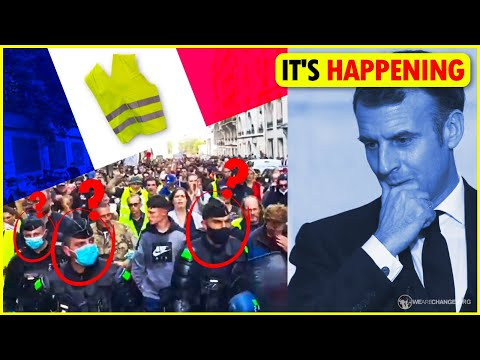 HUGE: The Massive Uprising In France Has Begun!