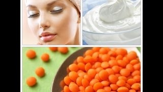 How to get Healthy Glowing Skin in Winter /face pack for dry dull skin