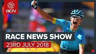 Moscon Disqualified From The Tour de France, And Who Is Sky