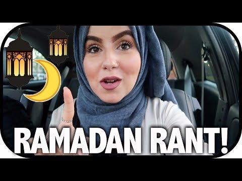 RAMADAN DAY 13&14 , A HUGE RANT!!  | Amina Chebbi