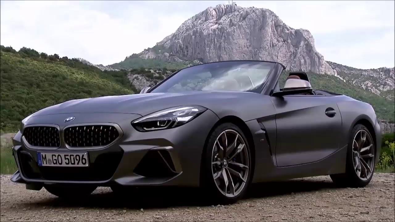 detail bmw z4  what's new for version 2021   david car