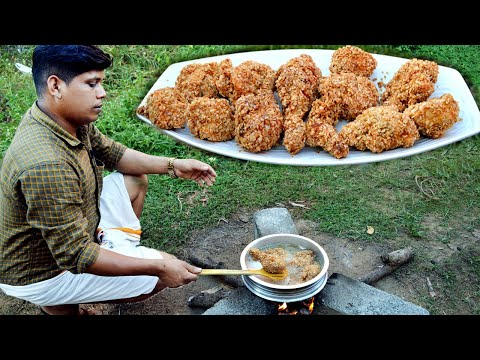 KFC Chicken | How To Make KFC Chicken At Home | KFC Chicken Recipe