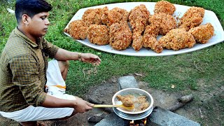 KFC Chicken | How To Make KFC Chicken at Home | KFC Chicken Recipe