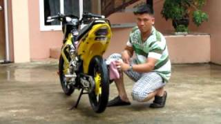 Suzuki Raider 150 - Team SOAR Tagum City; Hinatuan, Surigao Sur pt 6
