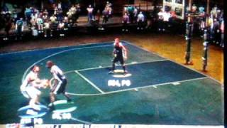 nba 2k8 blacktop games
