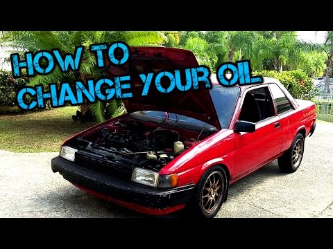 How To Change Your Oil Fast & Easy (DIY) │The Faction