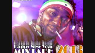 HAPPY NEW YEAR 2013 MIXTAPE (by) DJLass Angel Vibes (November Refix 2013)