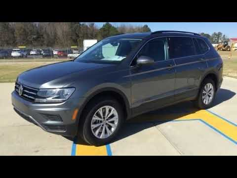 New 2019 Volkswagen Tiguan Fayetteville NC Fort Bragg, NC #V16396