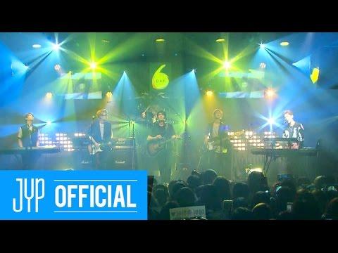 """DAY6 """"Congratulations"""" Stage @ The 1st Mini Album Showcase"""