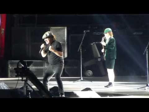 AC/DC - Back In Black - September 20, 2015 - Edmonton, AB - Commonwealth Stadium