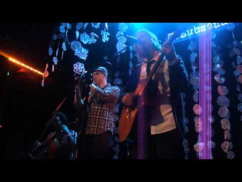 Jon Foreman and Ryan O'Neal (Sleeping At Last) sing Cure For the Pain