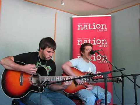 Magden Audio in session on Nation Radio South Wales