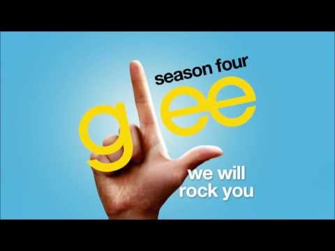 We Will Rock You - Glee Cast [HD FULL STUDIO]