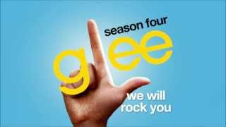 Watch Glee Cast We Will Rock You video