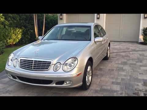 2003 Mercedes Benz E320 Review And Test Drive By Bill Auto Europa Naples