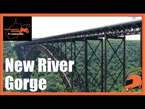 New River Gorge And The Trans-Allegheny Lunatic Asylum | Wild & Wonderful Weekend | Day 3