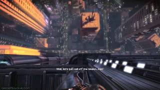 Bulletstorm Playthrough - Part 1 [PC][HD]
