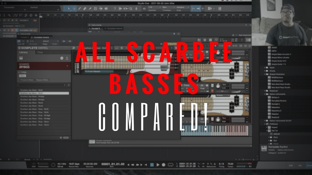 scarbee jay bass free download
