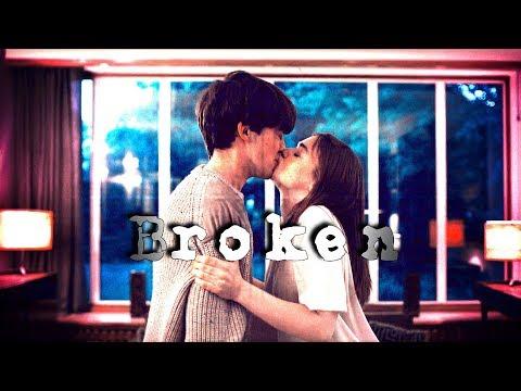 Alyssa & James    I like that you're broken like me