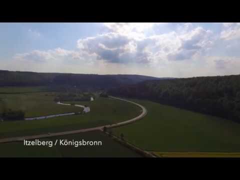 Kurzrundflug an der Brenz - Heidenheim - Drohne (Phantom 3) [HD] // #003