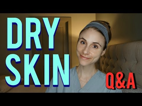 How to moisturize dry skin|Q&A with Dr Dray.