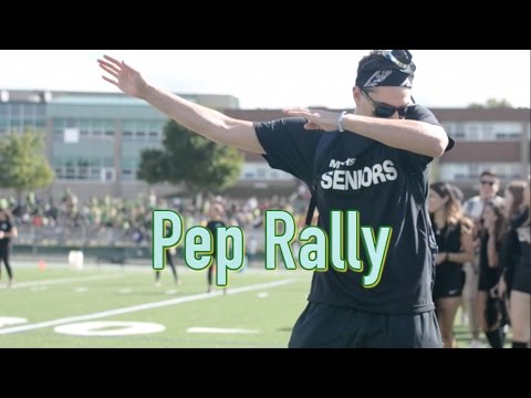 Video YearBook - MTHS Montville NJ - Pep Rally 2016-2017