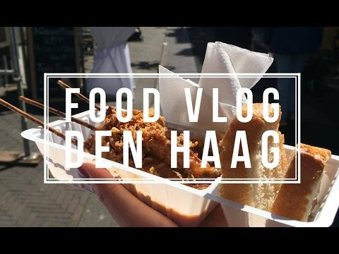 FOOD VLOG DEN HAAG/THE HAGUE
