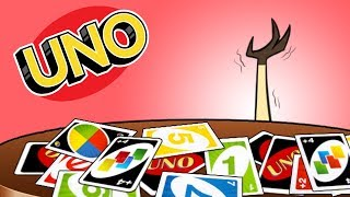 HAVE MERCY ON ME! (Uno Funny Moments)