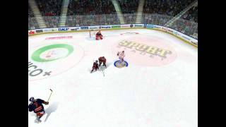 Best goal of NHL 09 (PC)