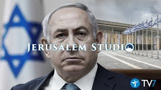 Jerusalem's political stability and implications - Jerusalem Studio 430