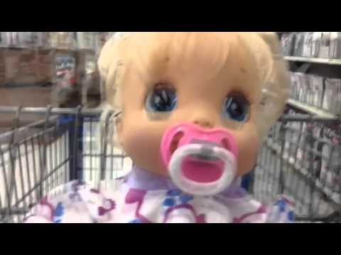 Kids Toys-baby alive beatrix goes on an outing