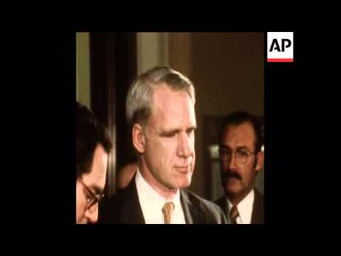 SYND 8-2-74 DEFENCE SECRETARY SCHLESINGER ON NUCLEAR PARITY WITH SOVIET UNION