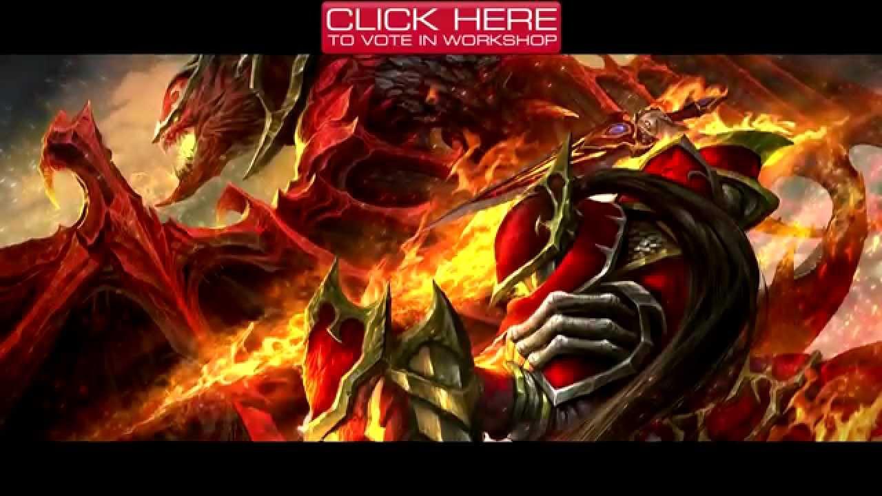Dotafx Dota Workshop Dragon Knight Armor Of Slyraks Embrace Youtube