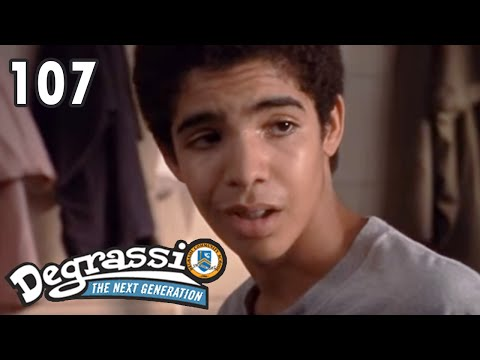 Degrassi 107 - The Next Generation | Season 01 Episode 07 | Basketball Diaries