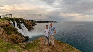 Отдых в Анталии самостоятельно. Водопад Нижний Дюден(В конце мая 2016 – начале июня 2016 мы отдыхали дикарями в Турции. Взяли в прокат авто и проехали по стране 3443..., 2016-07-06T18:06:11.000Z)