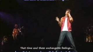 Gackt's live performance of Missing at the Jougen no Tsuki concert....