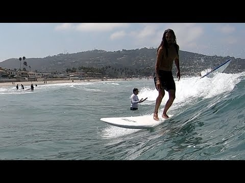 ROB MACHADO REALLY LOVES MY SOFT TOP