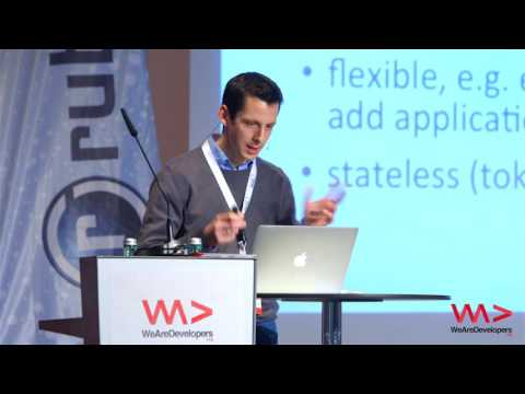 Securing Single Page Applications with Token Based Authentication (Stefan Achtsnit, BGT)