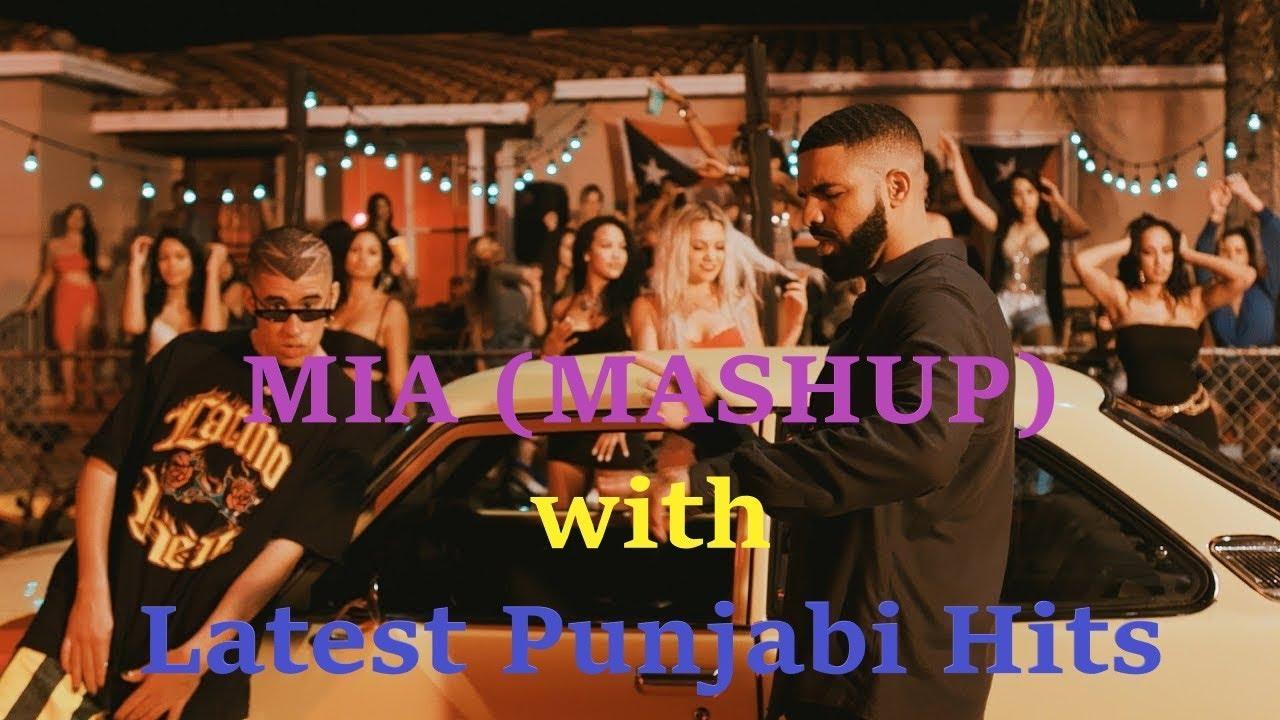 Download MIA (DJ-AKELA) Mixtape   Non stop   Party Mix with Latest Punjabi Songs 2018