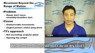 Seminar01-09:Three main reasons for not swimming easy 2 (English subtitles)