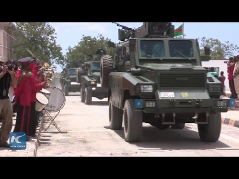 Somali National Army marks 56th anniversary