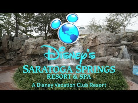 Saratoga Springs Resort Tour | 4K