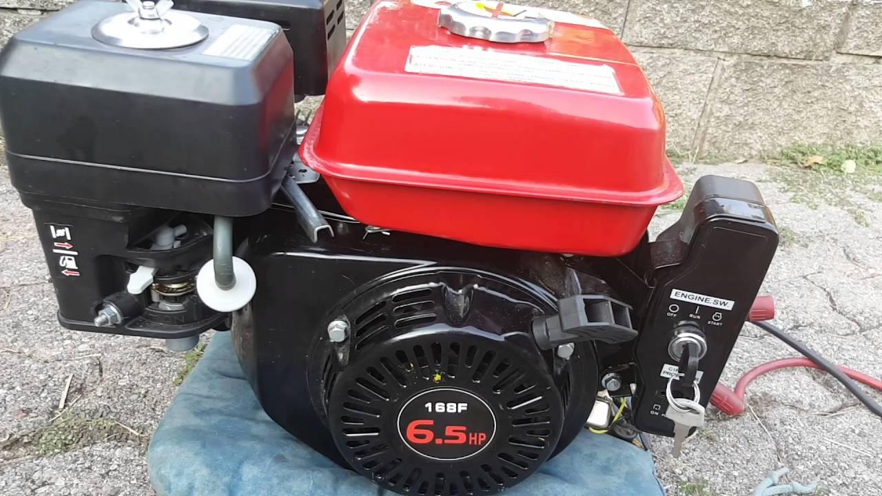 honda gx390 electric start kit instructions