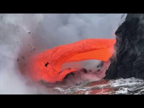 erupción en Hawái 2017