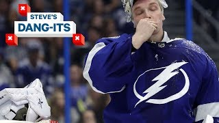 NHL Worst Plays of The Week: Sweeeeeeep | Steve's Dang-Its