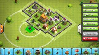 Rockstar clash of clans/ rebuilding base/