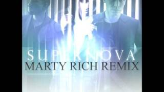 Supernova - Mr. Hudson [ Marty Rich Remix ] feat Kanye West House Remix David Guetta Calvin Harris